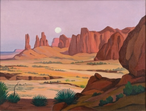 FJJMA-Jacobson_In the Navajo Country