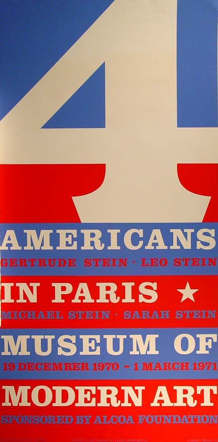 Four Americans in Paris