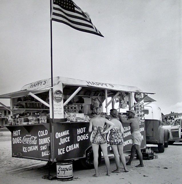 Happy's Refreshment Stand, Daytona Beach, Florida